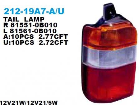 212-19A7-U Stoplamp Kijang Kapsul 97-99