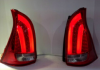 Stoplamp Avanza Xenia Veloz 12-Onward LED Bar Crystal Red Smoke (R)