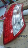 218-1963PXUE-CR Stoplamp Suzuki Swift 11-13 LED Crystal Red Clear Lens (R)