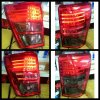 ASZ097-B0DE2 Stoplamp Grand vitara 06-12 LED Crystal Smoke Red (R)