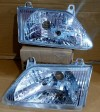 20-A263/A264-01-6B Headlamp Soluna 99-02 Crystal Chrome (RTF)