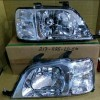 217-1125 Headlamp CRV Generasi I 95-01 Crystal Chrome (RTF)