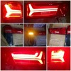 YAB-INV-0270 Stop lamp Innova Reborn All LED & LED Bar Red Clear (RTF)