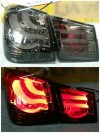 AGM581-B8SE4 Stoplamp Chevrolet Cruze Sedan 2011 sd 2014 LED & LED Bar (RTF)