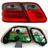 ABZ081-BEDE4 Stoplamp Mercedes E Class W210 LED Smoke Red (RTF)